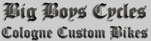 Big Boys Cycles-Logo